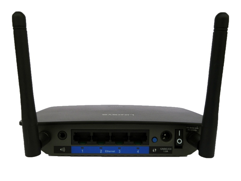 LINKSYS RE6500HG AC1200 DUAL-BAND WIRELESS RANGE EXTENDER